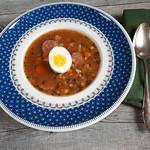 Polnische saure Suppe – Żurek