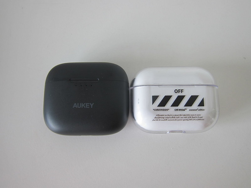 Aukey EP-N5 vs AirPods Pro