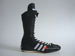 2003 ADIDAS BOX CHAMP SPEED BOXING HI SHOES / HI TOPS