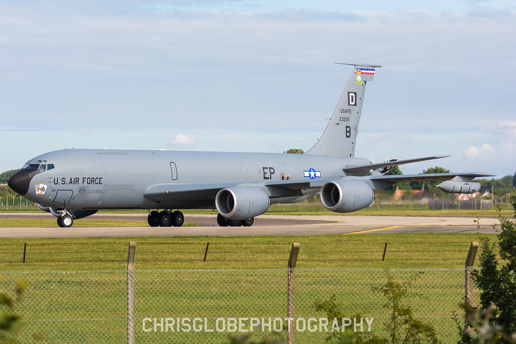 62-3551 | Boeing KC-135R Stratotanker | USAF - United States Air Force