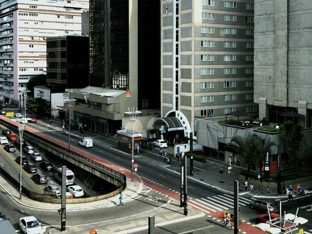 São Paulo antes da pandemia