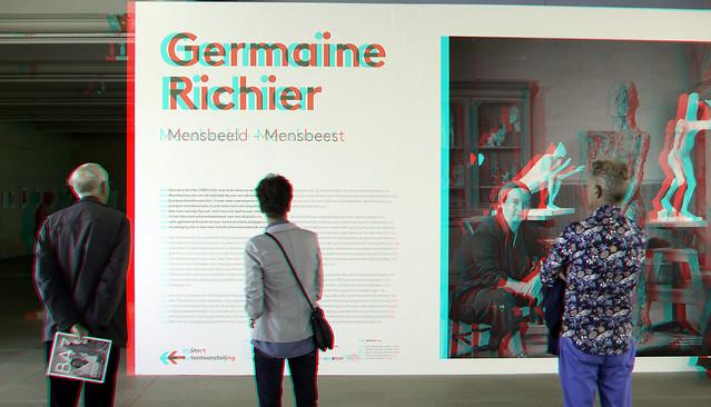 Germaine Richier in Museum Beelden aan Zee 3D