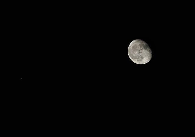 Luna vs Marte