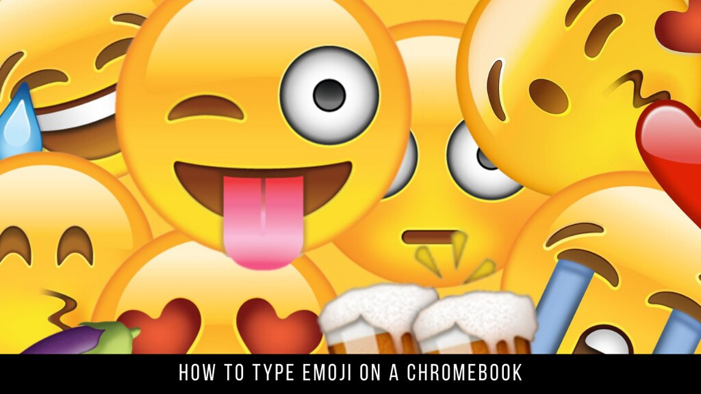 How to Type Emoji on a Chromebook