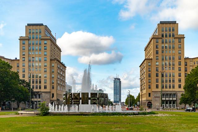 Der Strausberger Platz