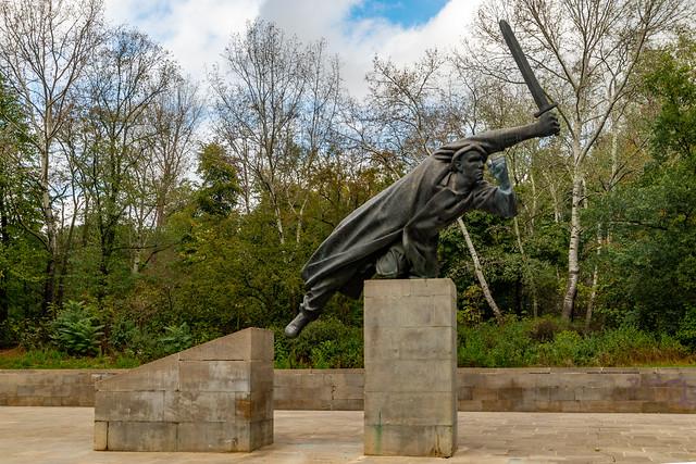 Gedenkstätte der Deutschen Interbrigadisten