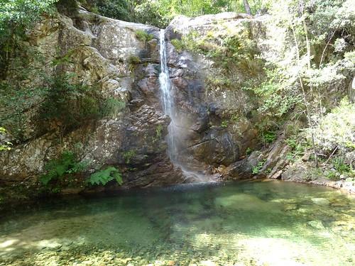 La cascade de Frassiccia