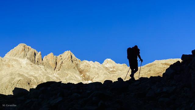 Caminando por los Picos