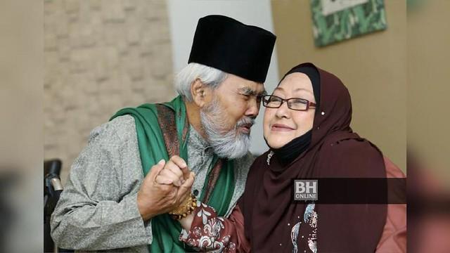 Pelakon Veteran Datuk Zulkifli Zain Meninggal Dunia Ketika Azan Maghrib
