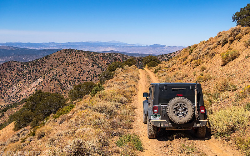 Queen Canyon Road
