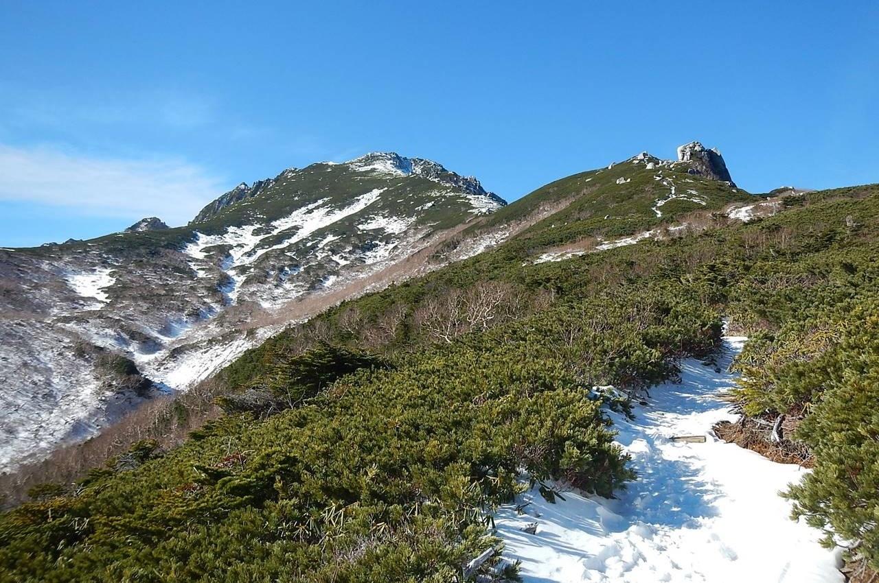 【中央アルプス】空木岳 日帰り登山