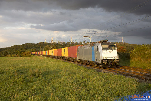 186 289 . Crossrail . 42510 . Nothberg-Eschweiler . 05.09.20.