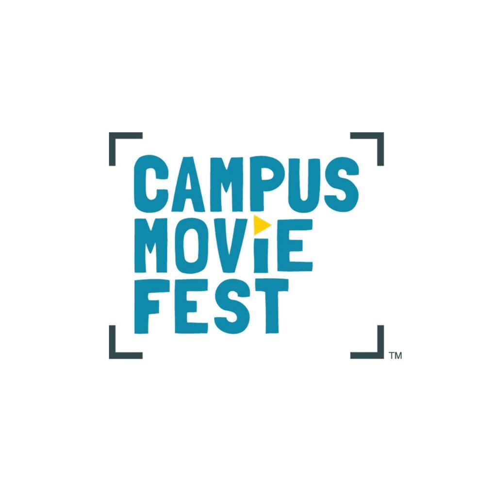 Campus Movie Fest Logo Broken Rice Kitchen LLC Tuyen Chau Client