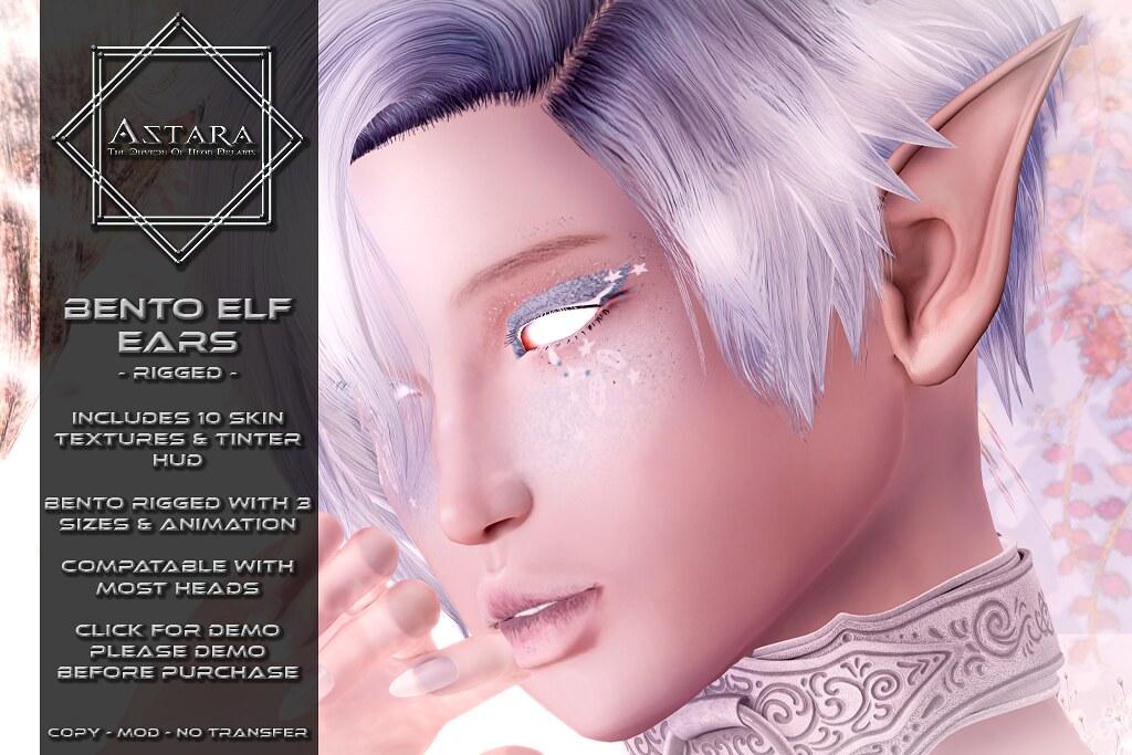 Astara – Bento Elf Ears Ad