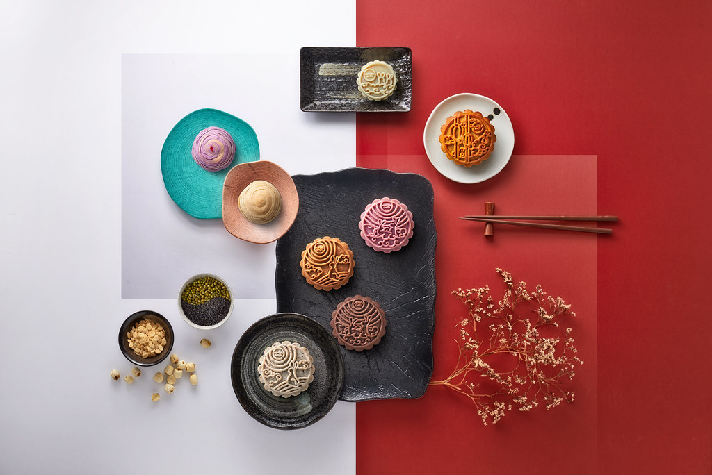 MLB Mid-Autumn Mood Shot (9 mooncakes)