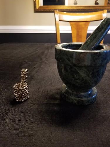 Study: Mortar & Pestle
