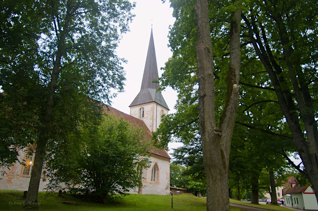 Jaunpils Church