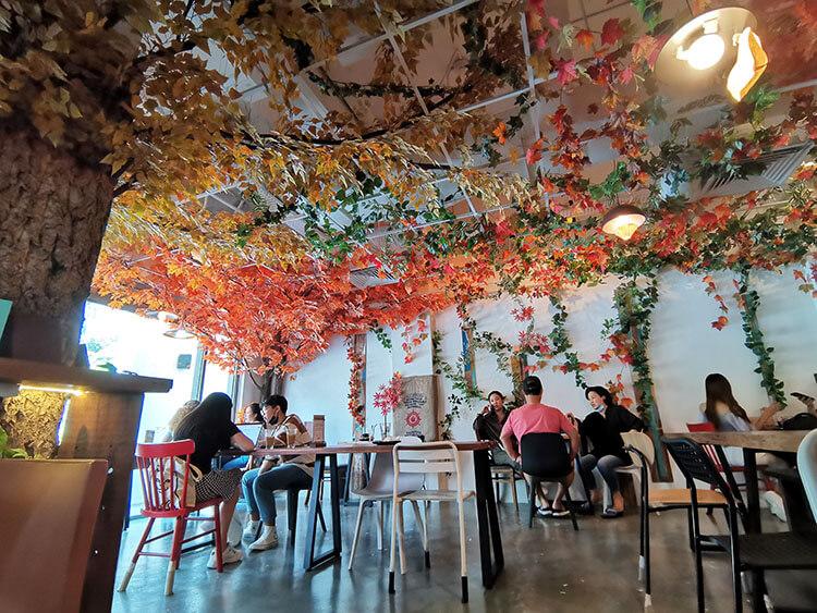 Kreams Krafthouse in Singapore