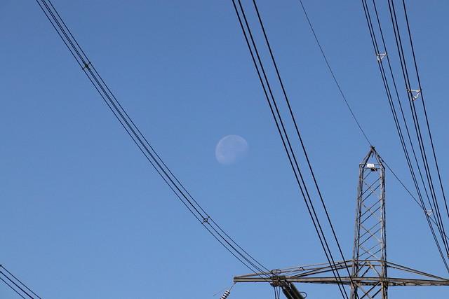 Powerful Moon