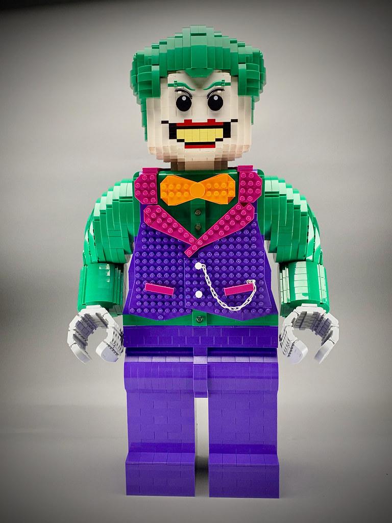 乐高Maxifig-小丑