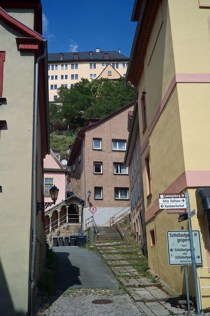 Zur Heidecksburg, Rudolstadt