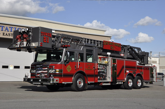 East Stroudsburg Fire Department, ACME Hose Company No 1, East Stroudsburg, Pennsylvania