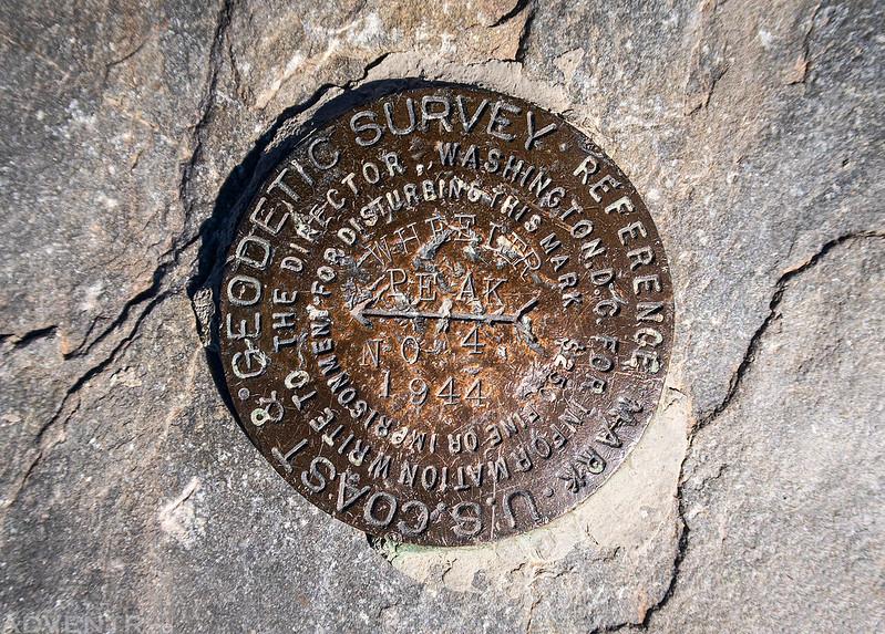 Wheeler Peak 1944