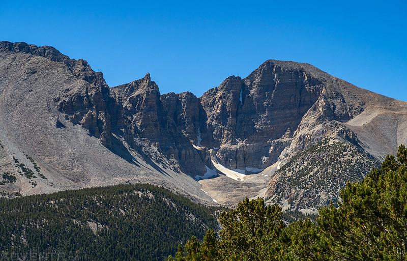 Wheeler Peak Overlook