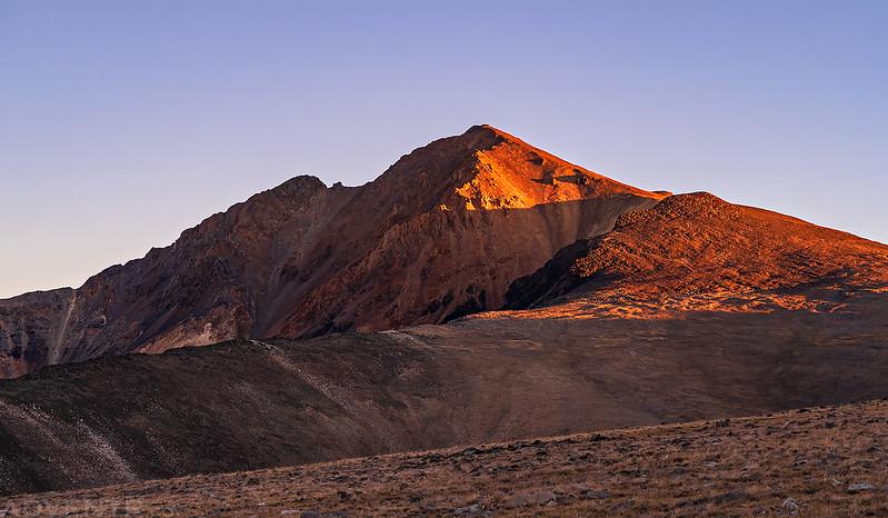 White Mountain Peak Sunrise