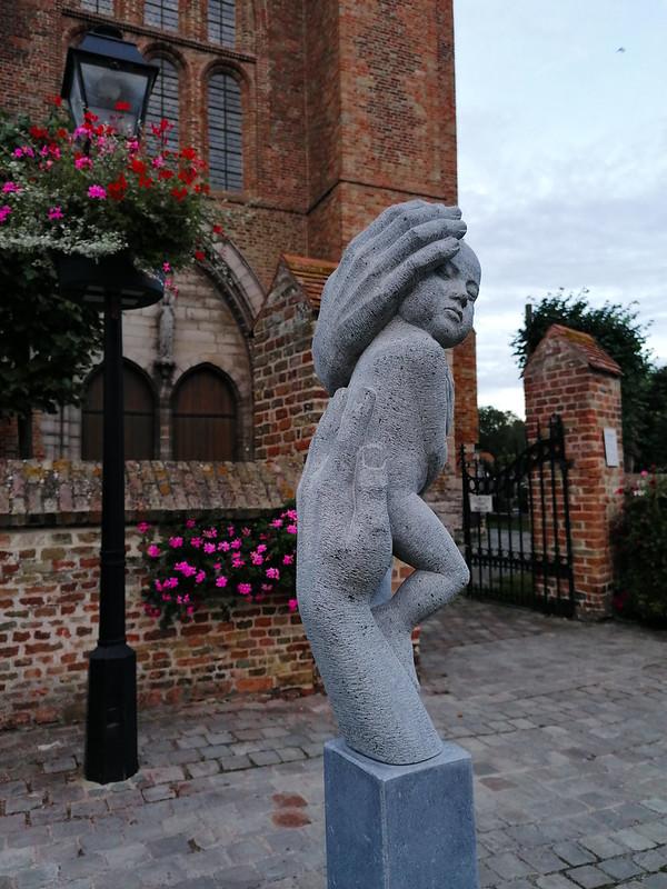 Estatua de Schouder