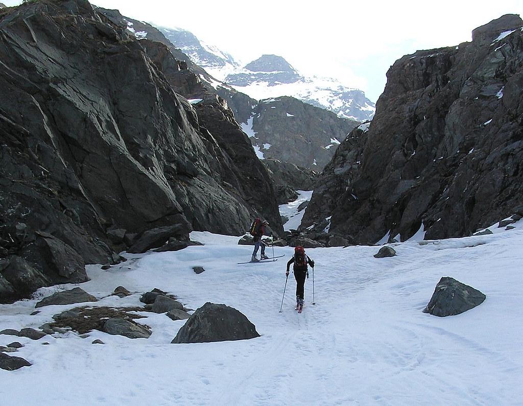Bourg St.P.-Valsorey, Day3 H.R.Chamx-Zermatt Walliser Alpen / Alpes valaisannes Switzerland photo 06