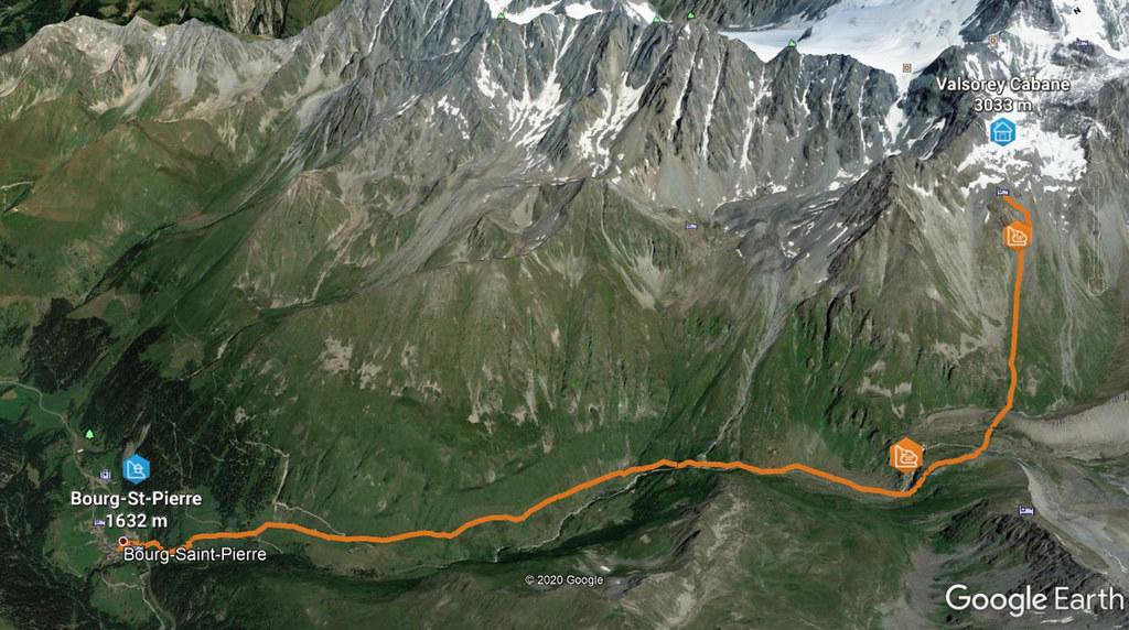 Bourg St.P.-Valsorey, Day3 H.R.Chamx-Zermatt Walliser Alpen / Alpes valaisannes Switzerland photo 01