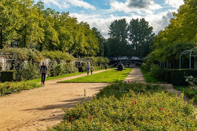 Parkanlage im ehemaligen Luisenstädtischen Kanal