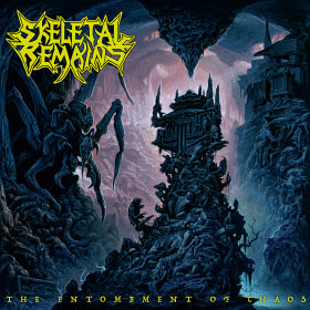 Album Review: Skeletal Remains - The Entombment of Chaos