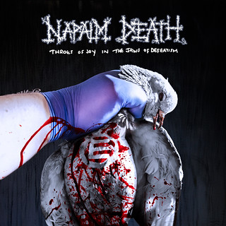 Album Review: Napalm Death – Throes of Joy in the Jaws of Defeatism