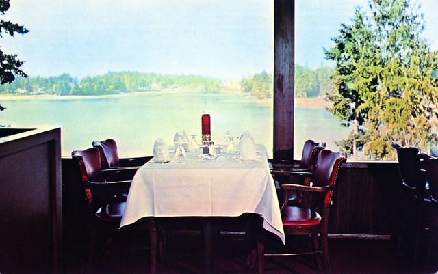 Hearthstone Restaurant and Motel Oyster Bay Bremerton WA