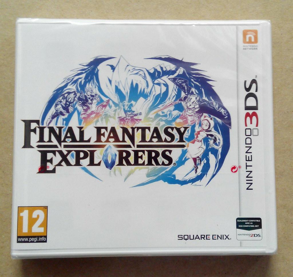 [VDS] Final Fantasy Explorers 50312919071_f08e4c2ed7_b