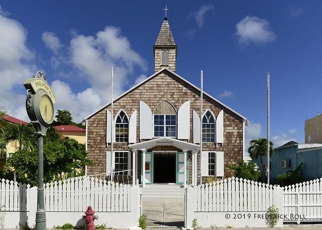 Philipsburg Methodist Church