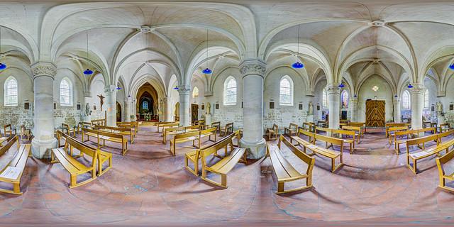 Église Saint-Pierre-aux-liens - Osny.