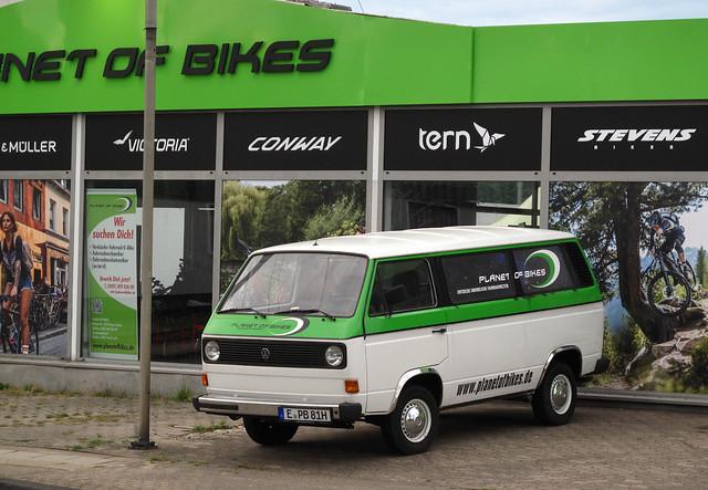 1981 Volkswagen Transporter (T3)