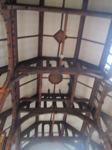 Ceiling, Theology Room, Gladstone's Library