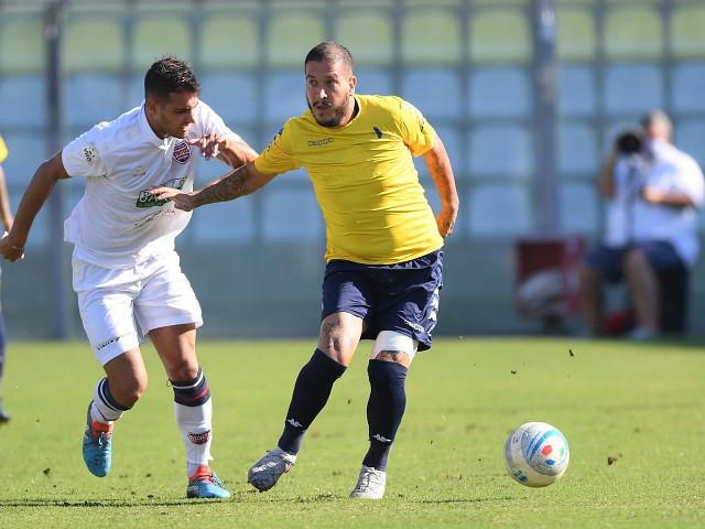 Amichevole: Modena-Virtus Verona 0-1