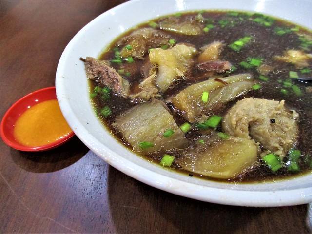 Kah Hiong ngiu chap soup