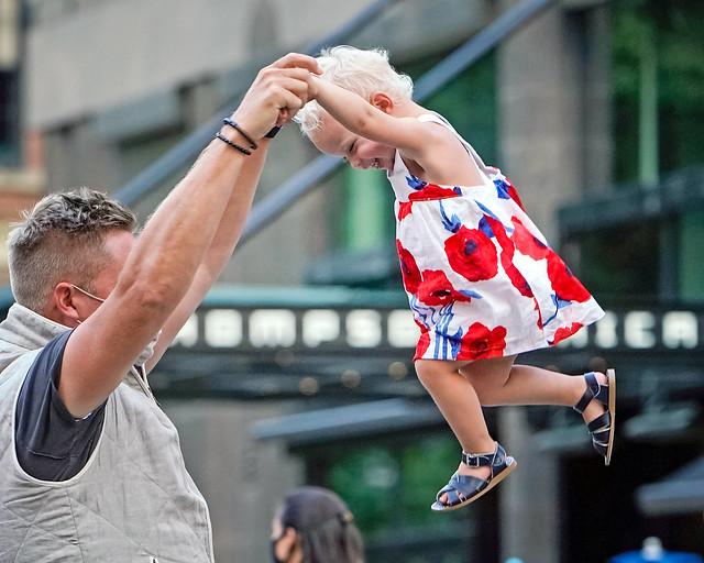 Higher, Daddy