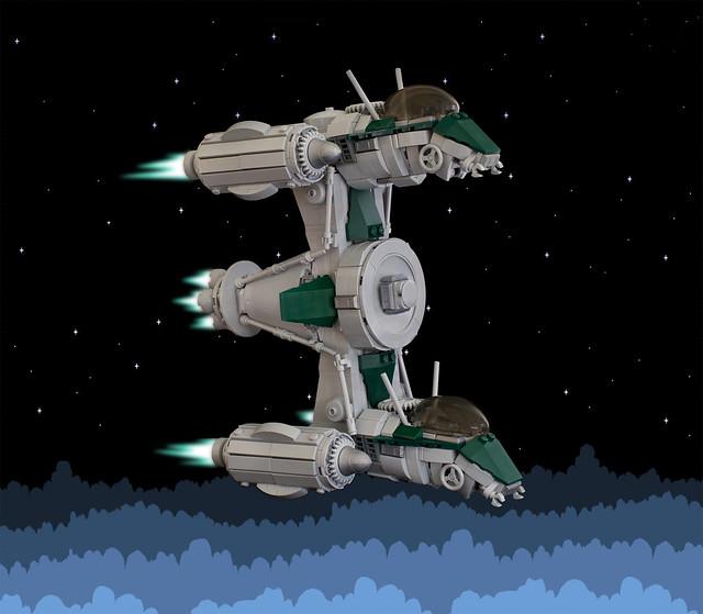 Spaceship Telephone Game - Part 6
