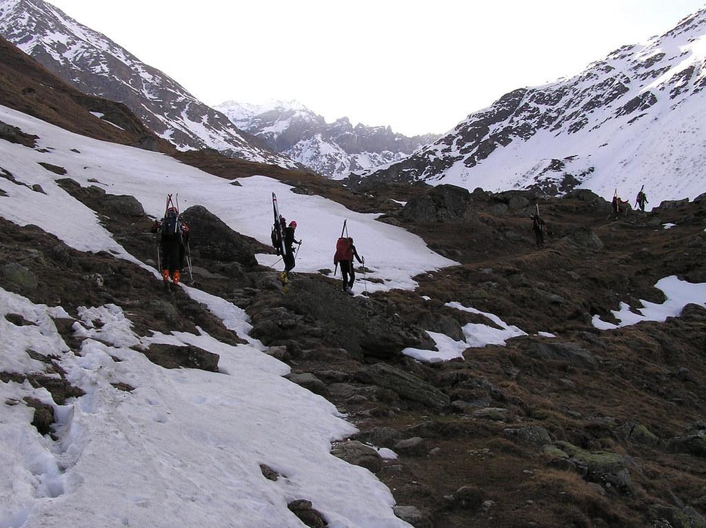 Bourg St.P.-Valsorey, Day3 H.R.Chamx-Zermatt Walliser Alpen / Alpes valaisannes Switzerland photo 05