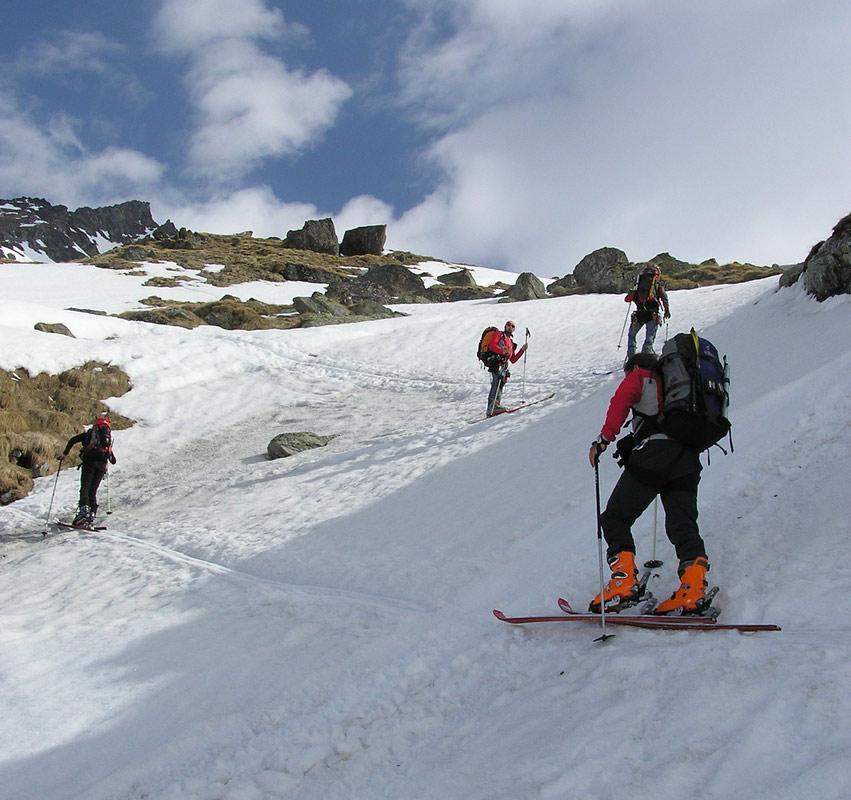 Bourg St.P.-Valsorey, Day3 H.R.Chamx-Zermatt Walliser Alpen / Alpes valaisannes Switzerland photo 08