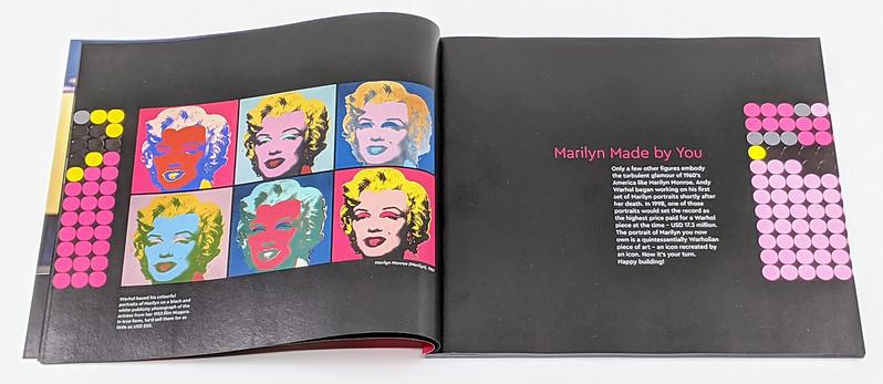 31197: Andy Warhol's Marilyn Monroe