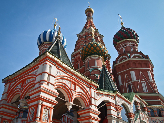 Russian domes