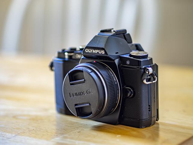 Len Test - Lumix 25mm f/1.7